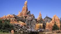 Disneyland Paris 1 - or 2 Park Ticket with Transfer from Paris, Paris, Disney® Parks