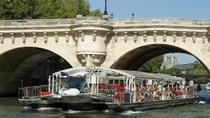 Paris 1 Hour Skip-The-Line Seine River Cruise Tour, Paris, Day Cruises