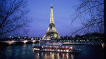 Skip-the-Line Eiffel Tower Entrance Ticket and Evening Illuminations Cruise in Paris, Paris, Night ...