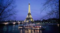 Skip the Line Eiffel Tower Entrance Ticket and Illumination Cruise in Paris, Paris, Once in a ...