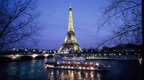 Skip-the-Line Eiffel Tower Summit Entrance Ticket and Evening Illuminations Cruise in Paris, Paris,...