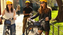 Private Guided Day or Night Alternative Sightseeing Electric Bike Tour, Prague, Bike & Mountain...