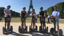 Segway Tour with Eiffel Tower Views, Paris, Hop-on Hop-off Tours