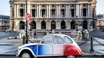 Half day trip in Paris in a vintage and convertible car with a Parisian, Paris, Private Sightseeing ...