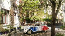 Tour in a vintage car with a Parisian, Paris, Private Sightseeing Tours