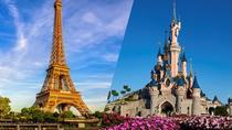 Eiffel Tower Summit Priority Access with Host and Disneyland Paris Ticket, Paris, Skip-the-Line ...