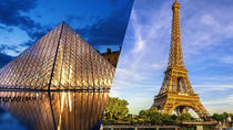 Skip-the-Line Admission Tickets : Eiffel Tower Summit and Louvre , Paris, Skip-the-Line Tours