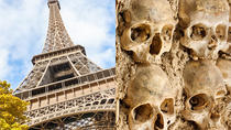 Skip-the-Line Admission Tickets to the Eiffel Tower and the Catacombs, Paris, Ghost & Vampire Tours