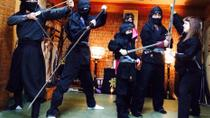 Entry Level Ninja Experience Tour, Tokyo, Cultural Tours