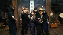 Entry Level Ninja Experience Tour, Tokyo, Martial Arts Classes