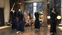Ninja-Samurai Basic Techniques, Tokyo, Martial Arts Classes