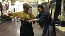 Private Samurai Immersion Lesson in Tokyo, Tokyo, Martial Arts Classes