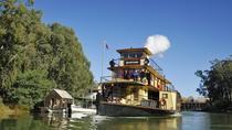 1-Night, 2-Night or 3-Night Murray River Cruise by Paddlesteamer Emmylou, Victoria, Multi-day...