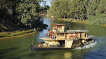 3-Day Murray River Golf Experience Cruising Aboard Paddlesteamer Emmylou, Victoria, Multi-day...