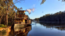 Murray River Cruise: 4-Night Heritage and Explorer Cruise, Victoria, Day Cruises