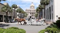 Private Horse Drawn Carriage Tour, Savannah