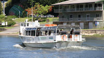 90-Minute Waikato River Cafe Cruise from Hamilton, Hamilton, Day Cruises