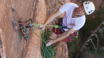 Rock Climbing and Canyoneering near Zion National Park, ザイオン国立公園