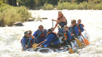 Overnight Raft Trip on the Yellowstone River, Yellowstone National Park