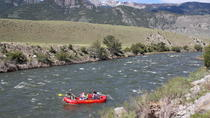 Scenic Float on the Yellowstone River , Yellowstone National Park, Float Trips