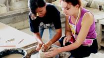 Bali Ceramics Workshop and Tanah Lot Sunset Half-Day Tour, Bali