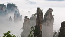 Private 4-day Zhangjiajie Tour With Enshi Grand Canyon and Tianmen Mountain, Zhangjiajie