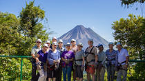 Sky Adventures Park Combo Tour: Ziplines, Hanging Bridges and Aerial Tram Adventure, La Fortuna, ...