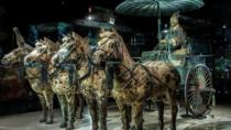 Coach Day Tour: Terracotta Warriors, Qin Shi Huang Mausoleum and Banpo Museum, Xian, Bus & Minivan ...
