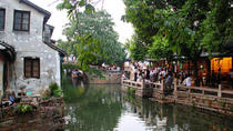 Private Suzhou Garden and Water Town Highlight Trip, Suzhou, Cultural Tours