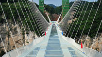 Private Tour of Zhangjiajie Grand Canyon Glass Bridge and Baofeng Lake, Zhangjiajie, Private ...