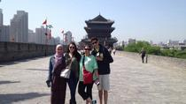 Xi'an Afternoon City Wall Tour Including Chinese Paper Cutting Class, Xian, City Tours