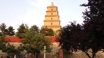 Xi'an Layover: City Wall and Big Wild Goose Pagoda With Airport Transfer, Xian, Layover Tours