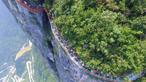 Zhangjiajie Private Trip of Tianmen Mountain Sky Walk and Tujia Custom Discovery, Zhangjiajie, ...