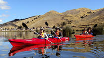 KAYAK ON TITIKAKA LAKE, Puno, Kayaking & Canoeing