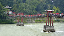 All-Inclusive Private Day Tour of World Heritage Sites: Mount Qingcheng and Dujiangyan, Chengdu, ...