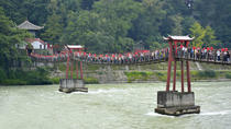 All-Inclusive Private Tagestour zum Weltkulturerbe: Mount Qingcheng und Dujiangyan, Chengdu, Private Sightseeing Tours