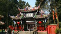 One-Day Private All-Inclusive Tour of World Heritage Sites: Mount Qingcheng and Dujiangyan, ...