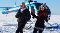 Cromwell Basin Flight with Alpine Snow Landing, Queenstown, Day Trips