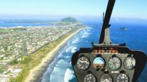 Mount and City Helicopter Flight from Tauranga, Tauranga