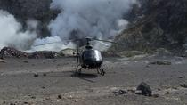White Island Volcano Helicopter Flight and Crater Tour, Tauranga, Helicopter Tours