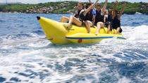 Bali Marine Water Sport Activities Fun Package: Banana Boat, Parasailing and Jet Ski, Bali, ...