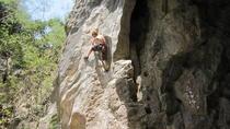 Viet Nam Rock Climbing Tour at the Marble Mountains, Hoi An, Climbing