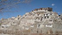 Full day Tour Leh Shey Palace Thiksy Monestery and Hemis Monastery, Leh, Full-day Tours