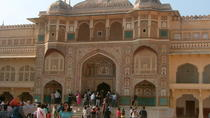 Private Tour: Half-Day Jaipur City Tour of Amber Fort with Jeep Ride, Jaipur, Private Day Trips