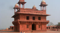 Visite privée: Visite d'une demi-journée de Fatehpur Sikri, Agra, Private Sightseeing Tours