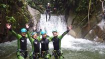 Canyoning in Casahurco from Baños, Baños, Climbing