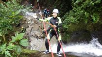 Canyoning in Rio Blanco from Baños, Baños, Adrenaline & Extreme