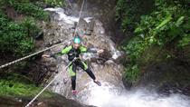 Canyoning in Rio Blanco from Baños, Baños, Climbing