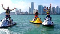 Biscayne Bay Jet Ski Tour, Miami, Waterskiing & Jetskiing