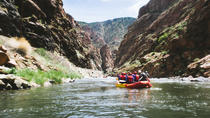 Giro di un'intera giornata alla Royal Gorge Rafting sul fiume Arkansas in Colorado, Colorado Springs